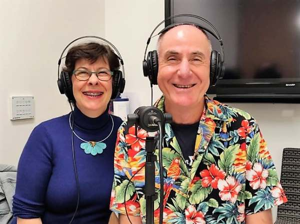 Fiona White and Alan White ready to join podcast about the post-prostatectomy journey and what they wish they had known before